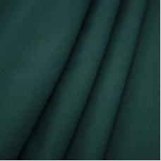Мерный лоскут футер петля с лайкрой ОЕ цвет темно-зеленый 2,1 м