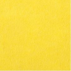 Фетр листовой мягкий IDEAL 1 мм 20х30 см FLT-S1 упаковка 10 листов цвет 643 желтый