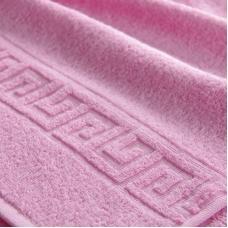 Полотенце махровое Туркменистан 40/65 см цвет Розовый
