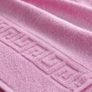 Полотенце махровое Туркменистан 70/135 см цвет Розовый
