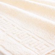 Полотенце махровое Туркменистан 40/70 см цвет шампань TUTLEDOVE
