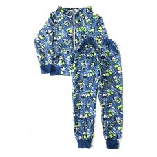 Спортивный костюм детский В3 Микки и Минни цвет синий р 42