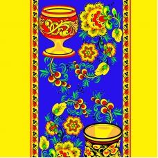 Ткань на отрез вафельное полотно 45 см 144 гр/м2 1171/3