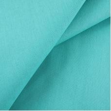 Мерный лоскут на отрез бязь гладкокрашеная 120 гр/м2 150 см цвет изумруд