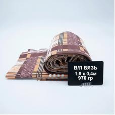 Весовой лоскут Бязь о/м от 0,40 (+/- 2) / 1,6 м в 0,970 кг
