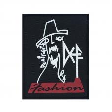 Нашивка Fashion 7*9см