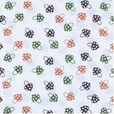 Маломеры бязь плательная 150 см 1761/1 цвет белый 10 м