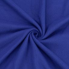 Ткань на отрез флис цвет Василёк