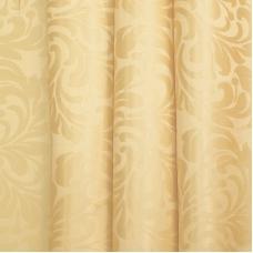 Портьерная ткань 150 см на отрез 2С391 цвет 7 золото