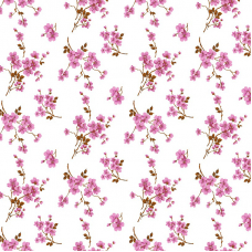 Ткань на отрез бязь о/м 120 гр/м2 150 см 157/2 цвет розовый