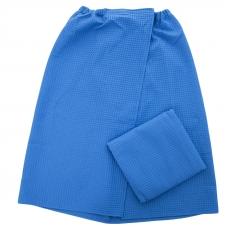 Набор для сауны вафельный Премиум женский 2 предмета (килт шир.резинкой+полотенце) цвет 556-3