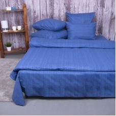 Пододеяльник из перкаля 2049315 Эко 15 синий, 2-x спальный