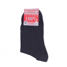 Мужские носки С-26 Smolensk original цвет черный размер 25