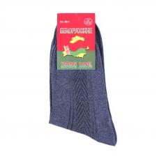 Мужские носки МБ-5/3 Белорусские цвет джинс размер 25