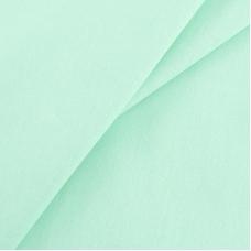 Бязь гладкокрашеная 120гр/м2 220 см цвет мята