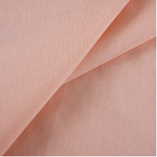 Бязь гладкокрашеная 120гр/м2 220 см цвет персик