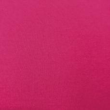 Ткань на отрез интерлок цвет розовый