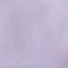 Ткань на отрез интерлок цвет светло-сиреневый