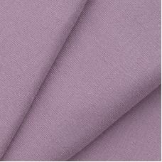 Ткань на отрез кулирка гладкокрашеная 8316 цвет лиловый