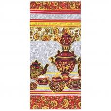 Полотенце вафельное 35/75 см 200041В Хохломской сувенир