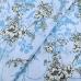 Маломеры бязь о/м 120 гр/м2 150 см 343/3 Прованс цвет голубой 0.9 м