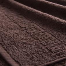 Полотенце махровое Туркменистан 40/65 см цвет Коричневый