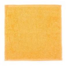 Салфетка махровая цвет 204 ярко-желтый 30/30 см