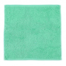 Салфетка махровая цвет 603 ярко-зеленый 30/30 см