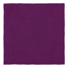 Салфетка махровая цвет 930 фуксия 30/30 см