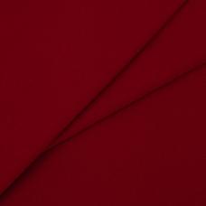 Ткань на отрез футер петля с лайкрой 19-1557 цвет красный