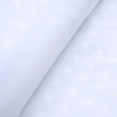 Ткань на отрез Тик 220 см 145 +/- 5 гр/м2 3F/603 цвет белый