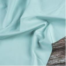 Ткань на отрез сатин гладкокрашеный 245 см 213KL-306 цвет аквамарин