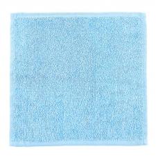 Салфетка махровая цвет 502 ярко-голубой 30/30 см