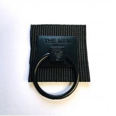 Нашивка  THE MEN декор кольцо 3,5*3,5см 1963