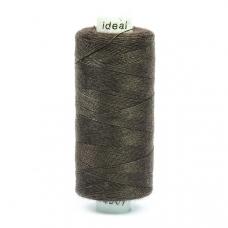 Нитки бытовые Ideal 40/2 100% п/э 549 коричневый