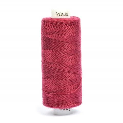 Нитки бытовые Ideal 40/2 100% п/э 197 фиолетовый