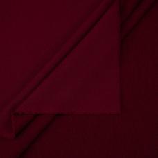 Маломеры футер 3-х нитка диагональный цвет бордовый 1 м