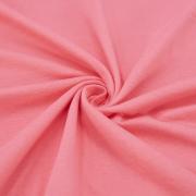 Ткань на отрез кулирка М-2034 цвет персиковый