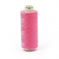 Нитки бытовые Dor Tak 40/2 366м 100% п/э, цв.501 розовый
