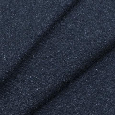 Мерный лоскут футер петля с лайкрой Антрацит 40/185 см