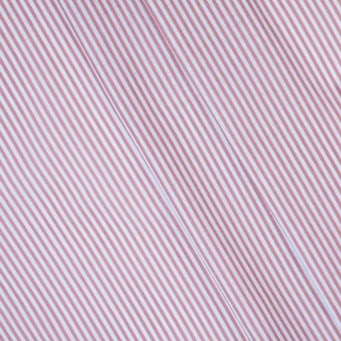 Маломеры бязь плательная 150 см 8084/6 Полоса кофе 1 м