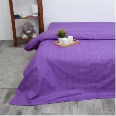 Пододеяльник из перкаля 2049310 Эко 10 фиолетовый, 2-x спальный