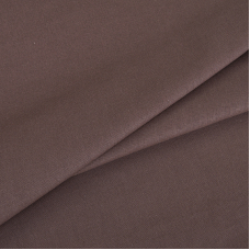 Поплин гладкокрашеный 220 см 115 гр/м2 цвет мокко