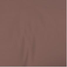 Бязь гладкокрашеная 120гр/м2 220 см на отрез цвет мокко