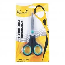 Ножницы MAXWELL 140 мм школьные 330-3002
