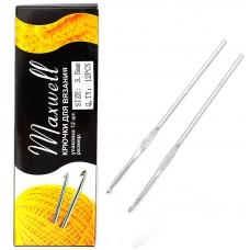 Крючок для вязания Maxwell Black артТВ-CH03  3,5мм