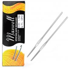 Крючок для вязания Maxwell Black артТВ-CH03 1,6 мм
