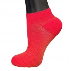 Женские носки АБАССИ XBS8 цвет коралловый размер 35-38