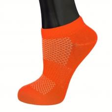 Женские носки АБАССИ XBS12 цвет оранжевый размер 35-38