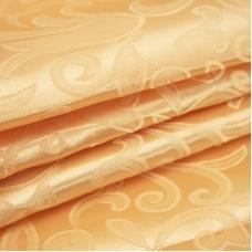 Маломеры Портьерная ткань 150 см 100/2С цвет 12 золото 1,2 м